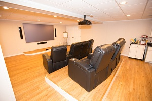 Basement Remodel Kansas City design ideas for basement finishing in kansas city - olathe