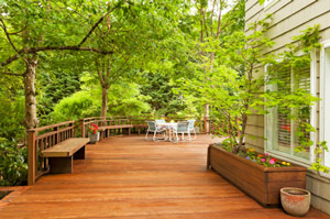 deck contractor in Greater Kansas City
