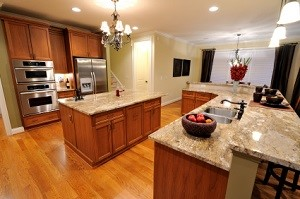 custom kitchen design in Leawood, KS and MO